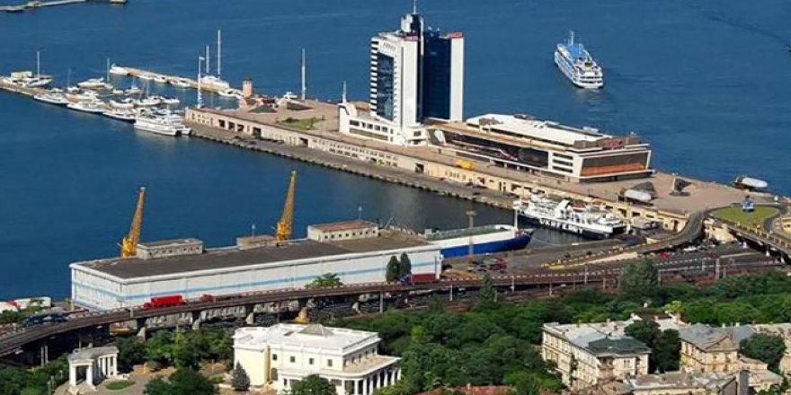 Odessa Limanı'nın güvenlik seviyesi artırıldı