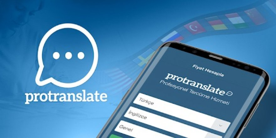 Online Çeviri İhtiyaçları için Protranslate.net