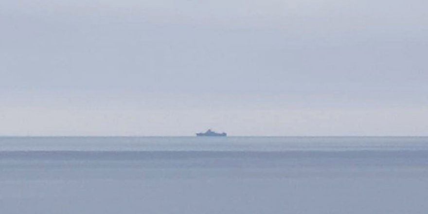 Rus füze gemisi Azak Denizi'ne gidiyor