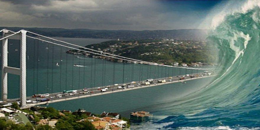 İstanbul için 'Depremsiz tsunami' uyarısı