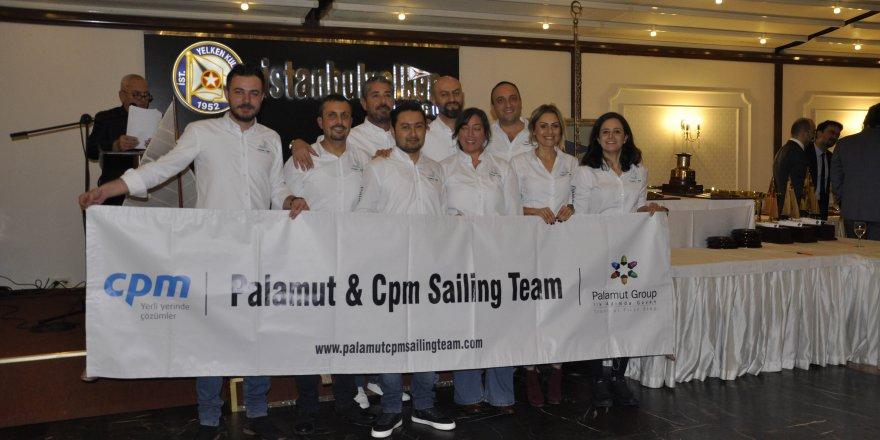 Palamut&Cpm Sailing Team kupalara doymadı