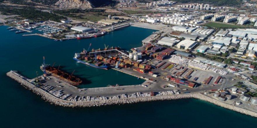 Antalya'dan Ro-Ro seferleri başlıyor