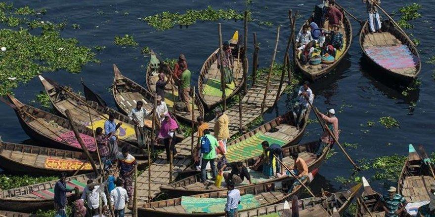 Bangladeş'in deniz taksileri