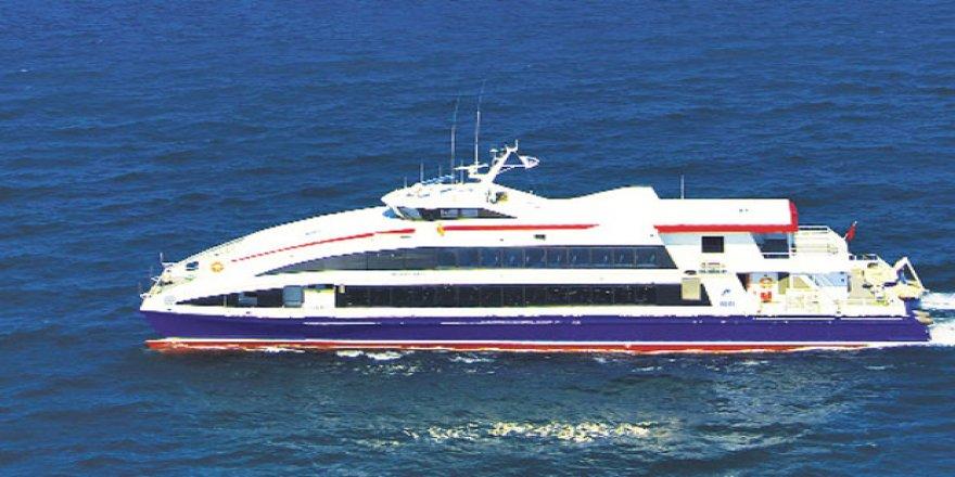 Mersinliler deniz otobüsüne kavuşuyor