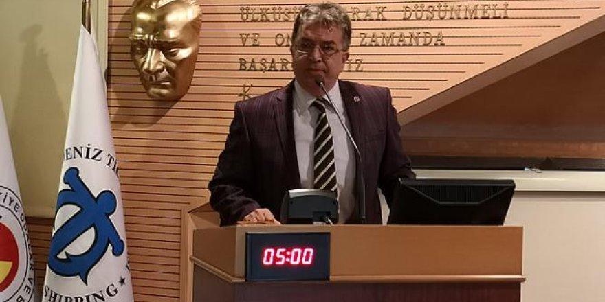 TKKD Başkanı Muhammer Arslantürk kaza geçirdi