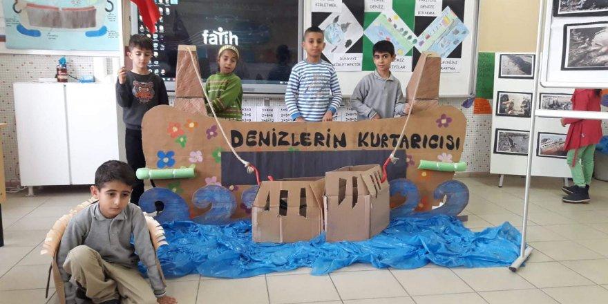 D-Marin Kids ve TURMEPA, çocuklar için birarada