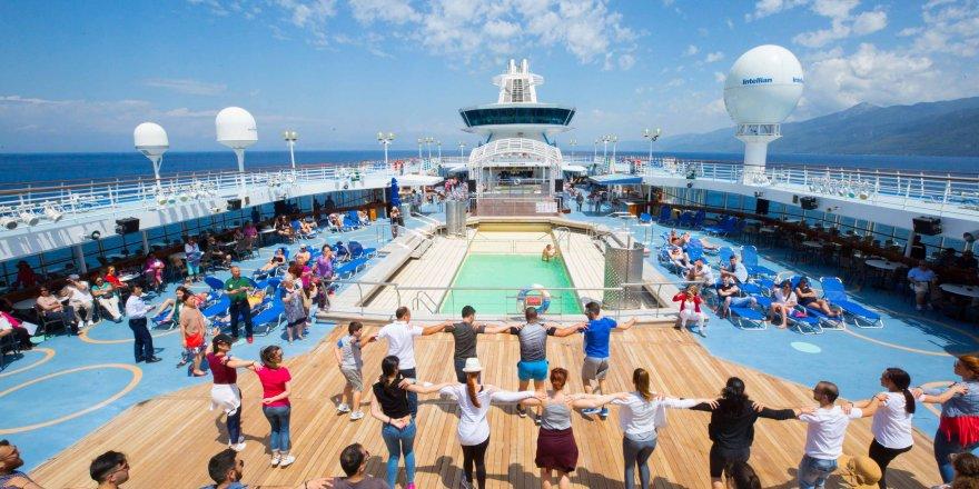 Celestyal Cruises 2018'de de hizmette en iyisi