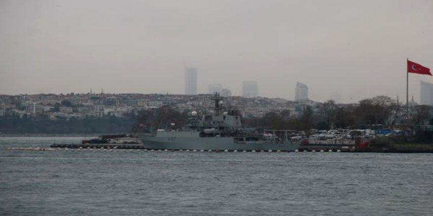 HMS Echo Sirkeci'ye demir attı