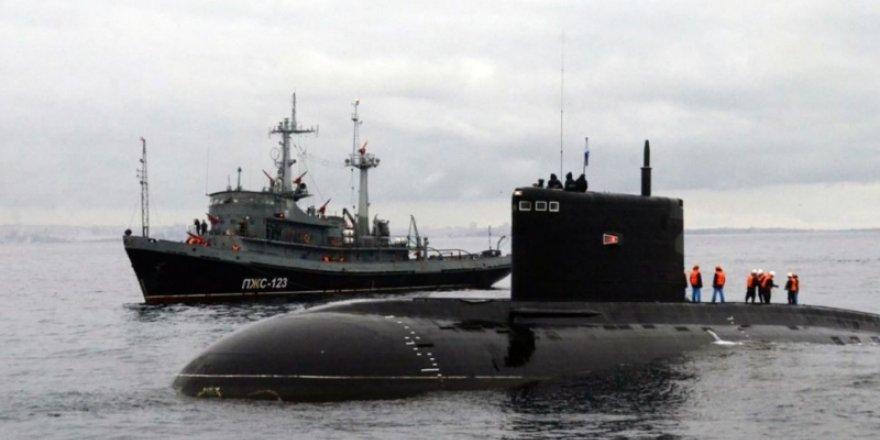Rus donanmasına takviye geliyor