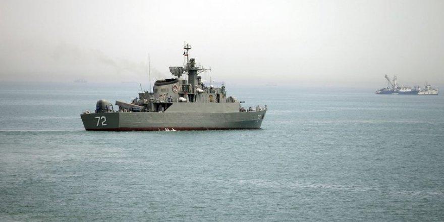 İran, Atlas Okyanusu'na savaş gemisi gönderiyor!