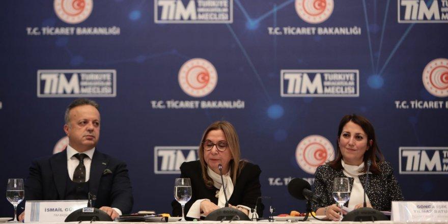 TİM İstişare toplantısı Ankara'da gerçekleşti