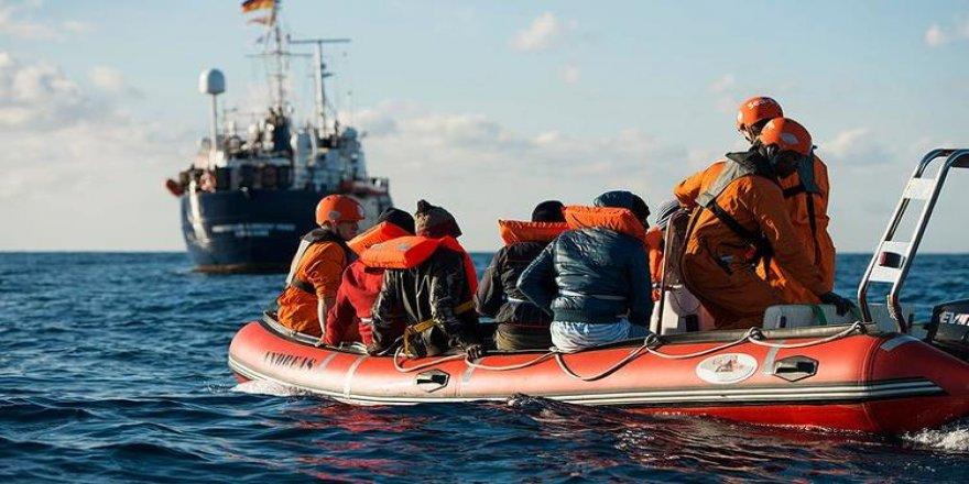 Akdeniz'de günde 6 göçmen öldü