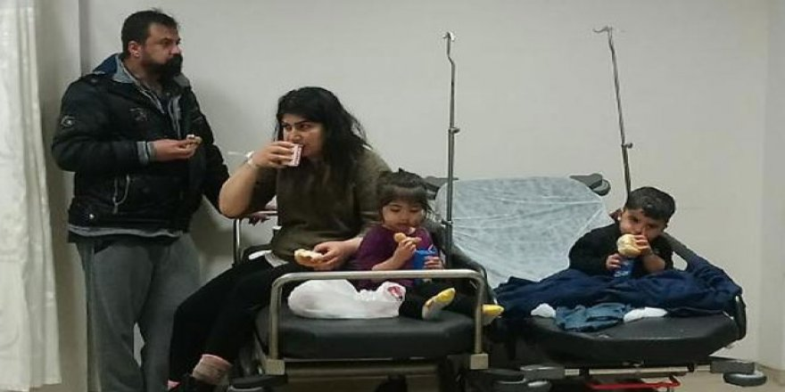 Kaçak göçmen botu battı, 1 çocuk öldü
