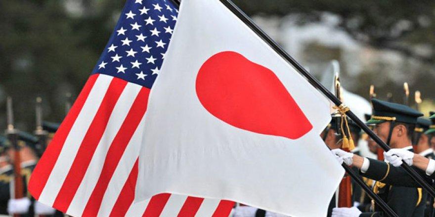 Japonya ve Amerika'dan Çin'e karşı iş birliği