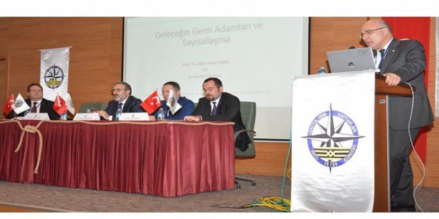 İTÜ Denizcilik Fakültesi'nde dijitalleşme paneli