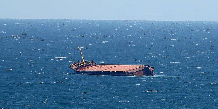 Çin'de yük gemisi battı: 2 denizci kayıp