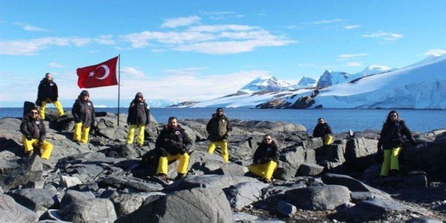 Antarktika seferi 29 Ocak'ta başlıyor