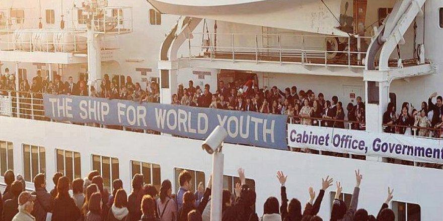 Dünya Gençlik Gemisi demir aldı