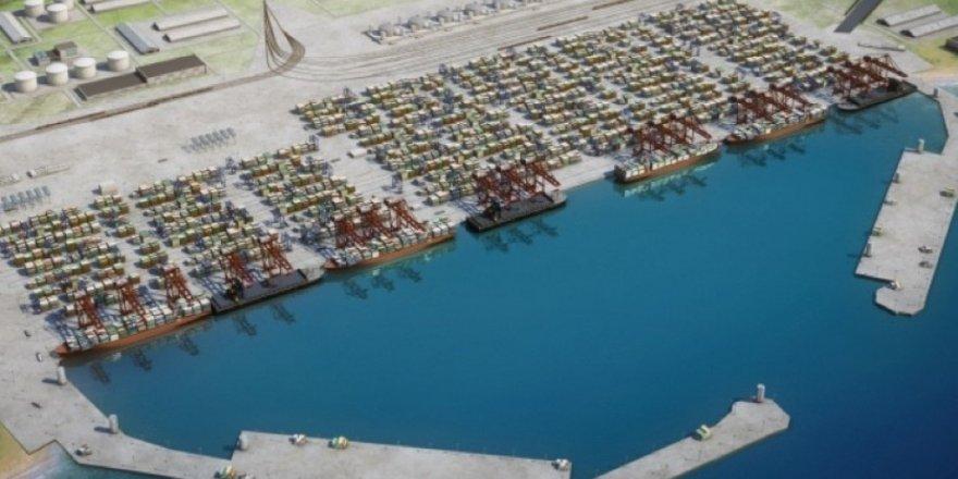 Gürcistan'daki dev liman projesine Türk tecrübesi