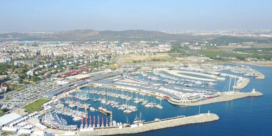 Viaport Marina'dan Boat Show'a özel fırsat