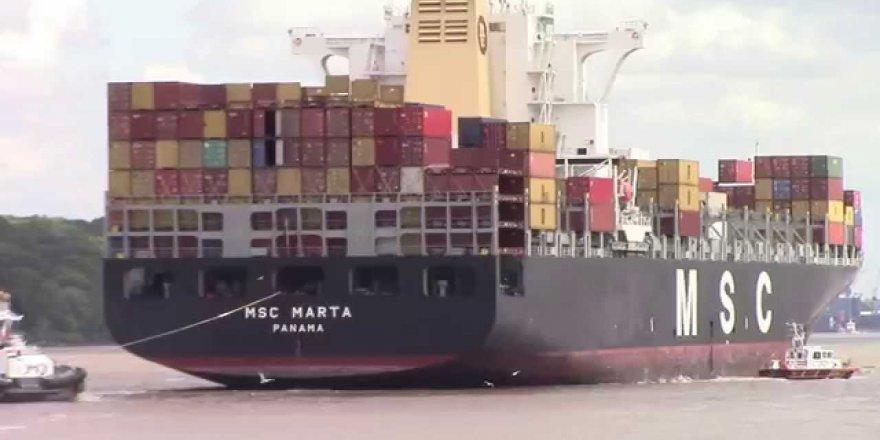 Konteyner gemisinde kavga: Biri ağır 3 yaralı