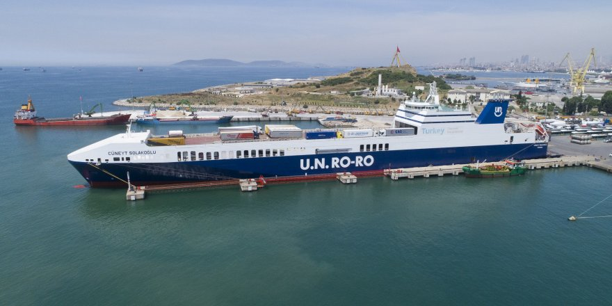 Intermodal taşımacılık lideri UN Ro-Ro