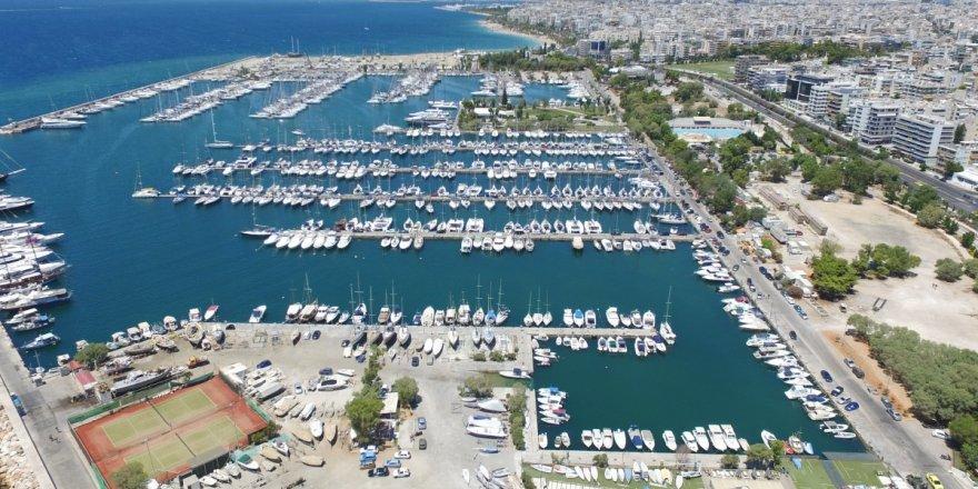 Ferit Şahenk'in gözü Alimos Limanı'nda
