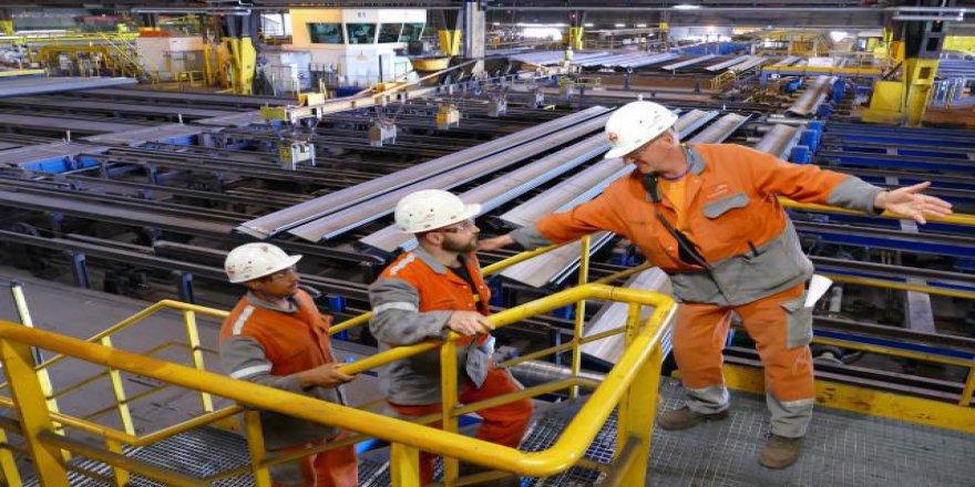 Küresel çelik talebi 2019'da frene basıyor