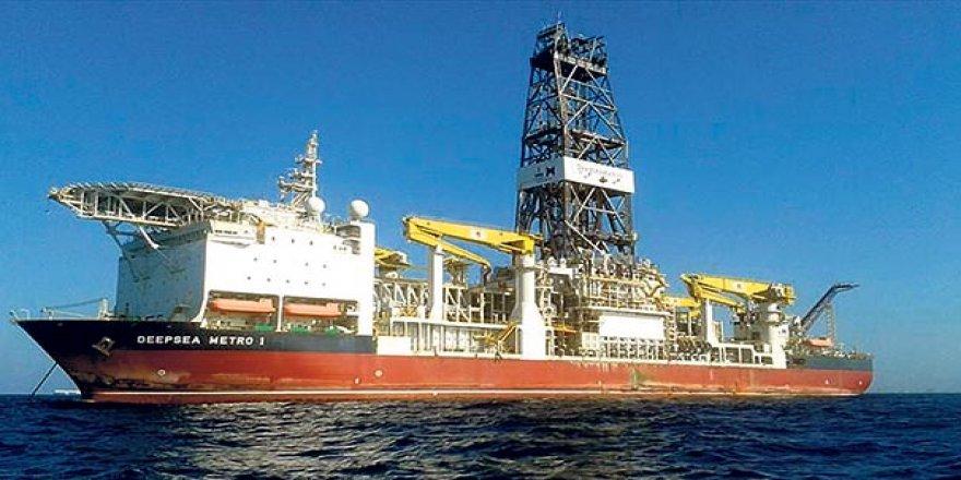 2. sondaj gemisi Akdeniz sularına girdi