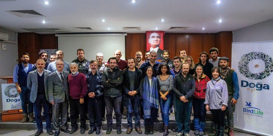 İzmir'in Gediz Deltası için çağrı