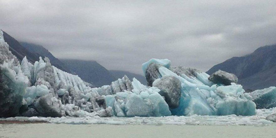 Küresel ısınma emsalsiz boyutta
