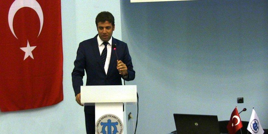 'Denizcilikte Liderlik' semineri tamamlandı