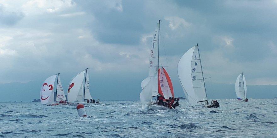 D Marin'in desteğiyle J70 Türkiye Şampiyonası