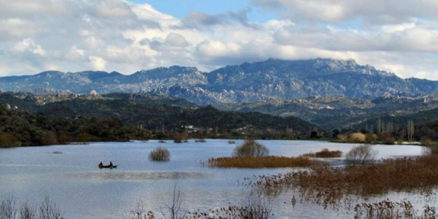 Azap Gölü, Ulusal Sulak Alan ilan edildi