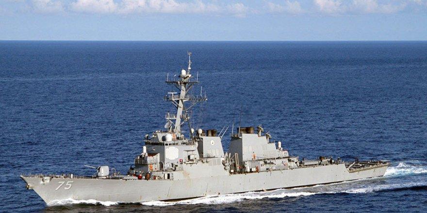 'USS Donald Cook'un amacı psikolojik saldırı'