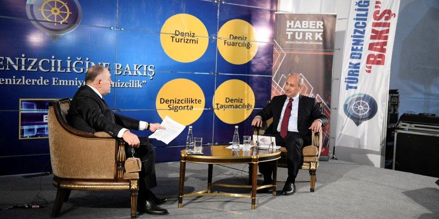 """""""Türk Denizciliğine Bakış""""paneli yapıldı"""