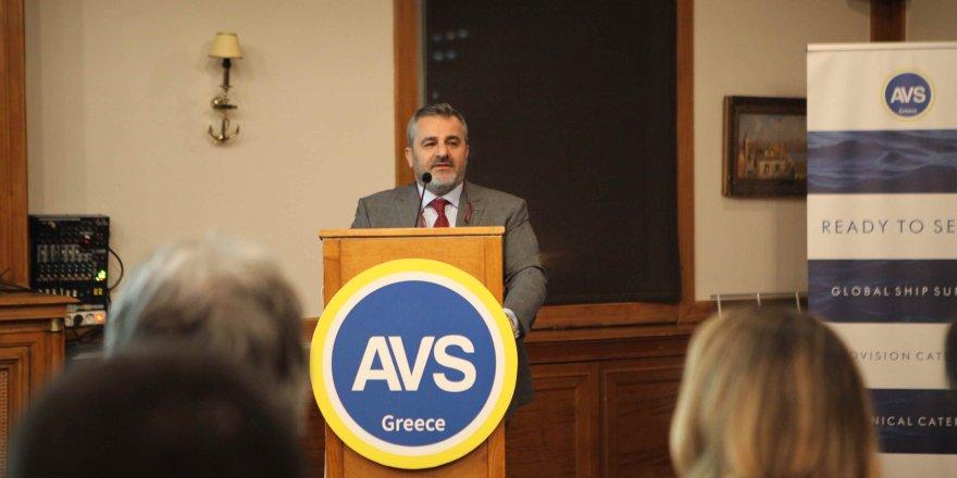 AVS, Yunanistan'da bir ilki gerçekleştirdi!