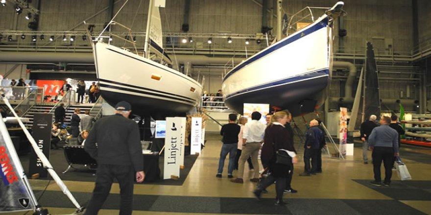 Uluslararası Stockholm Boat Fuarı başladı