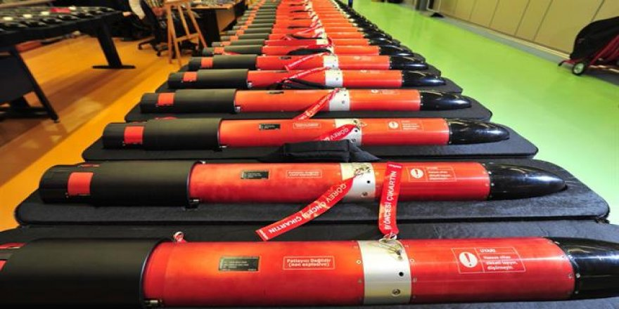 Endonezya denizaltıları Aselsan'a emanet
