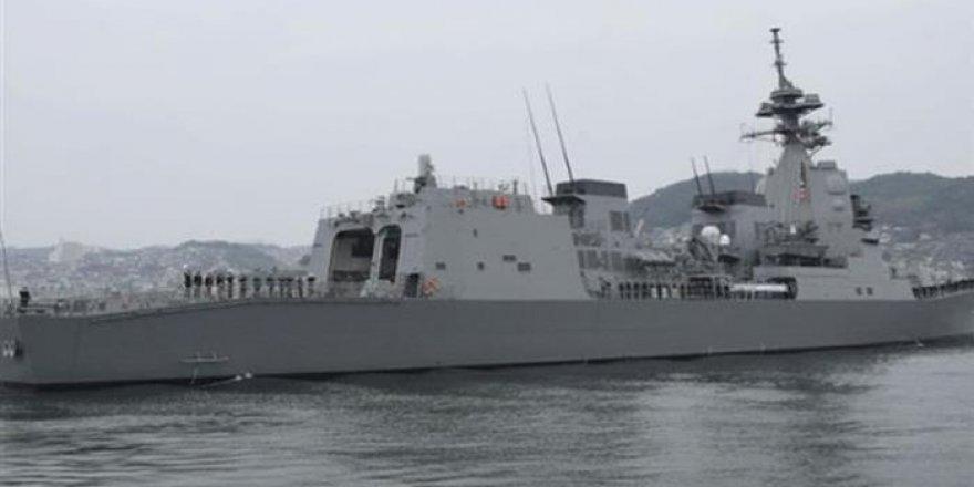 Japonya donanmasına yeni muhrip