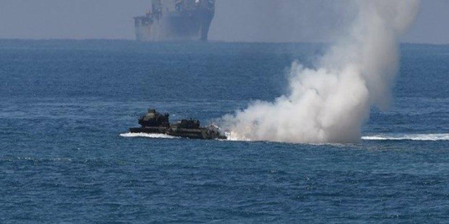 Çin gemisi Vietnam teknesini batırdı