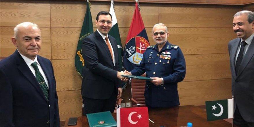STM ile Pakistan arasında işbirliği