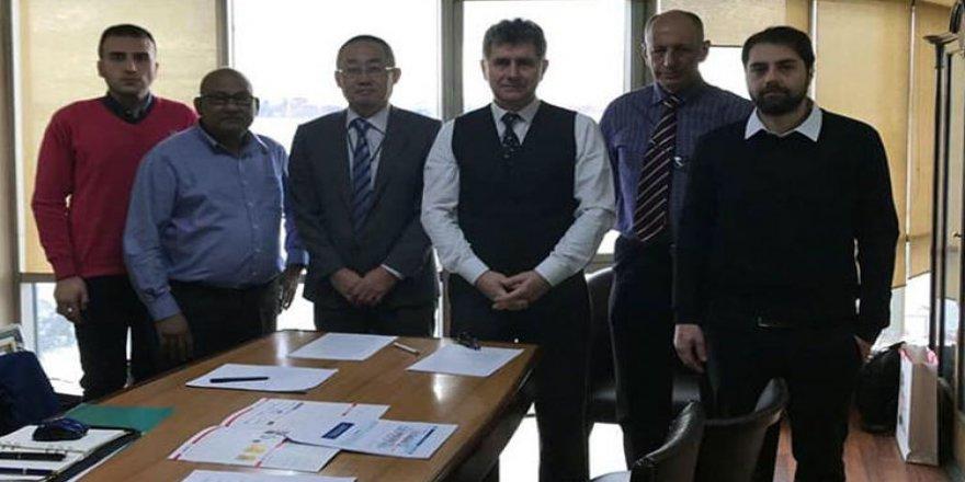 Japon devi İLKFER Group ile anlaştı