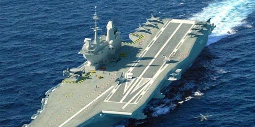 Almanya AB ile ortak uçak gemisi inşa edecek