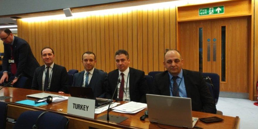 IMO SSE Alt Komitesi Başkanlığı Umut Şentürk'e emanet