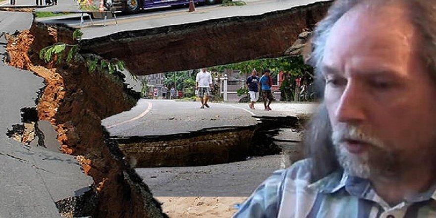 Deprem tahmini yine doğru çıktı...