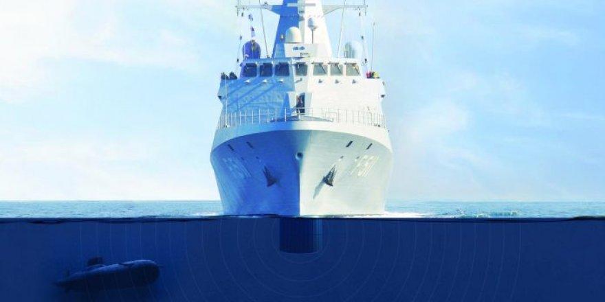 Milli gemiler Yakamos ile daha da güçlenecek