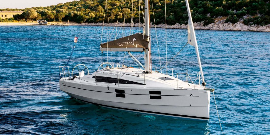 Sirena Marine 3 modeliyle Palma Boat Show'da