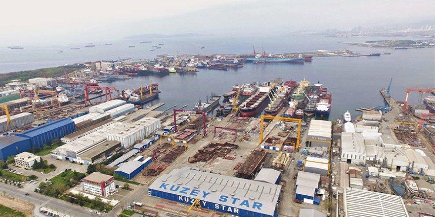 Kuzey Star Shipyard'a bakanlıktan onay çıktı