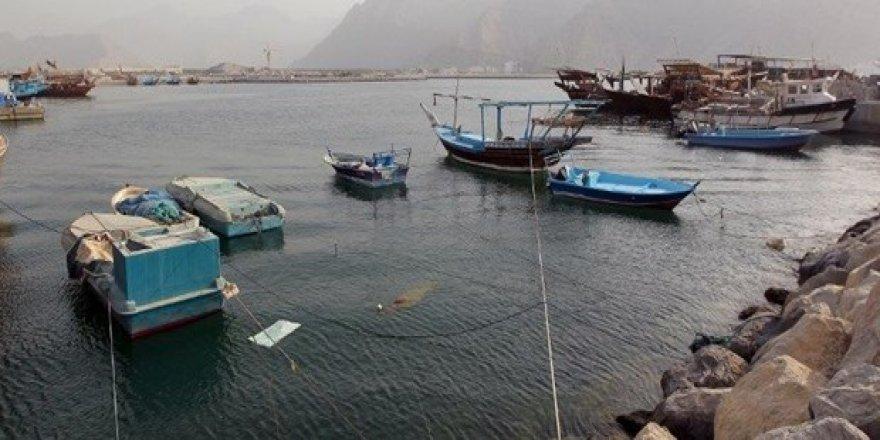 Kaçak akaryakıt taşıyan tekneye el konuldu